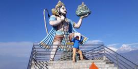 पञ्चकोटमा मनोरञ्जन लिँदै पर्यटक